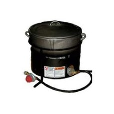Cast Iron Cooker-14Qt Large Meals