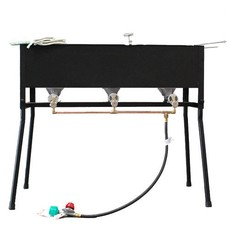 Outdoor Deep Cooker 3 Burner 3 Basket