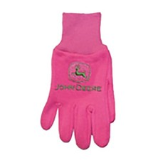 Gloves-John Deere Ladies Pink 48 Pair