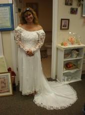 Size 14 Petite Wedding Dresses